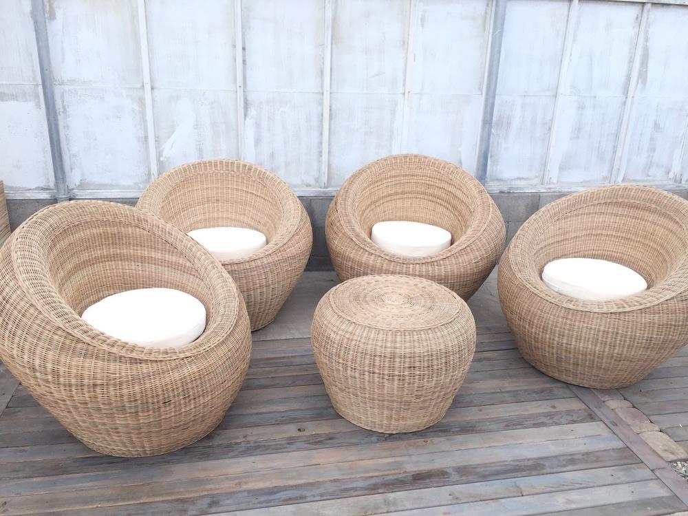 Mesa Lounge Set