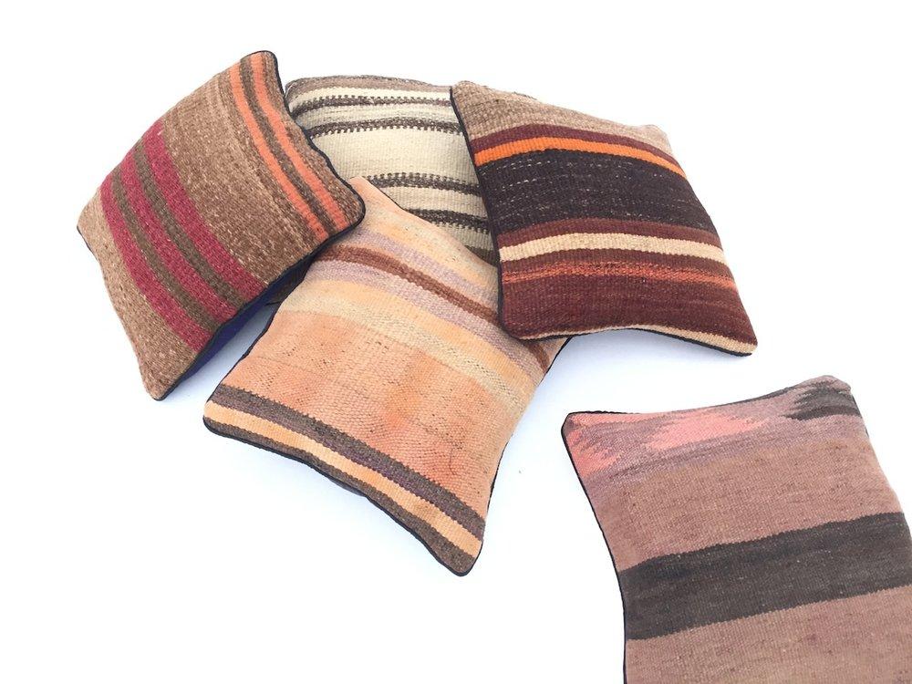 Afghan Cushions
