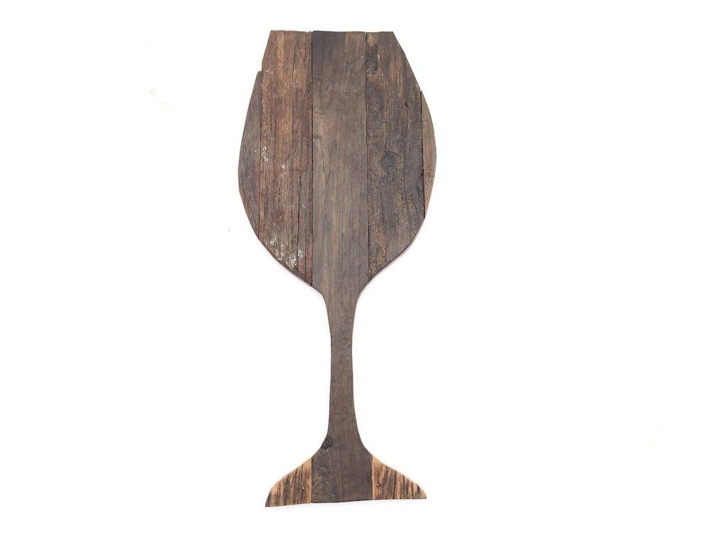 Wine Glass Panel