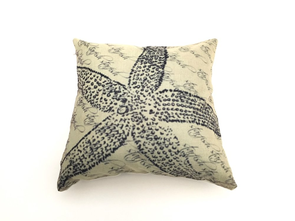 Starfish Pillows