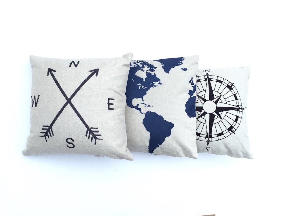 Atlas Pillows
