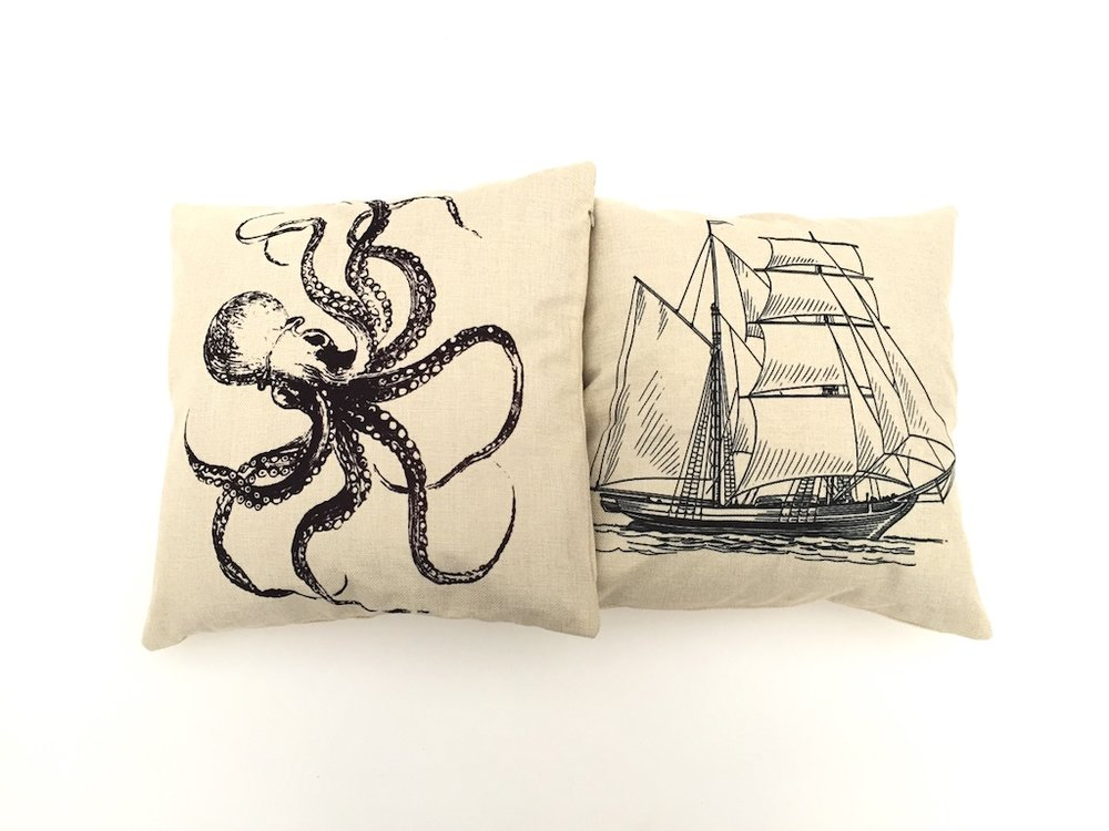 Voyage Pillows
