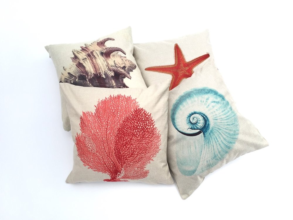 Under Sea Pillows