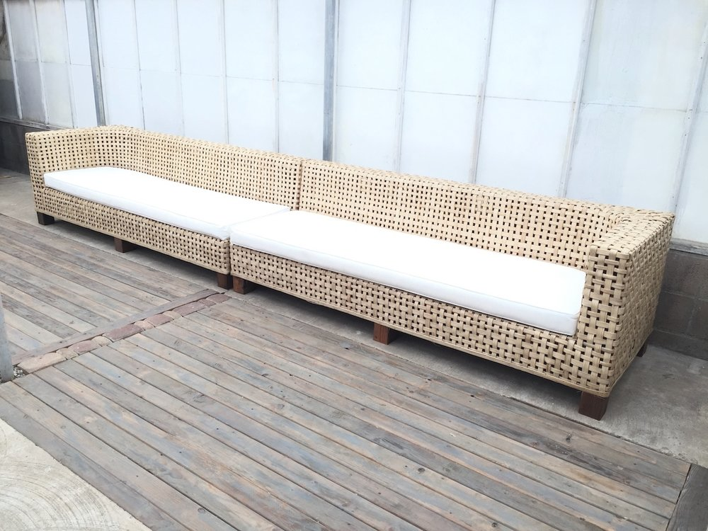 Devereaux Long Sofa