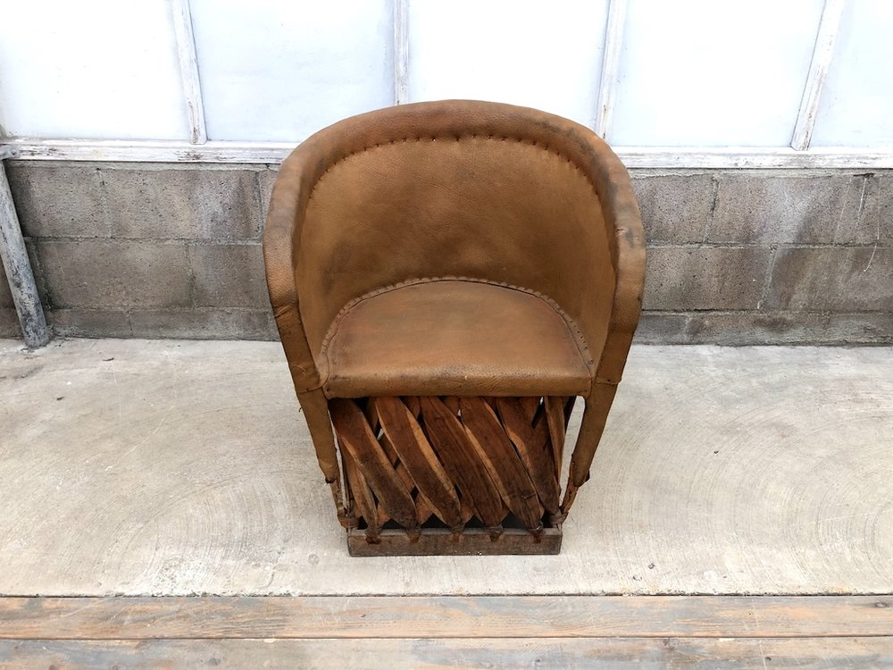 Rustic Equipales Chair