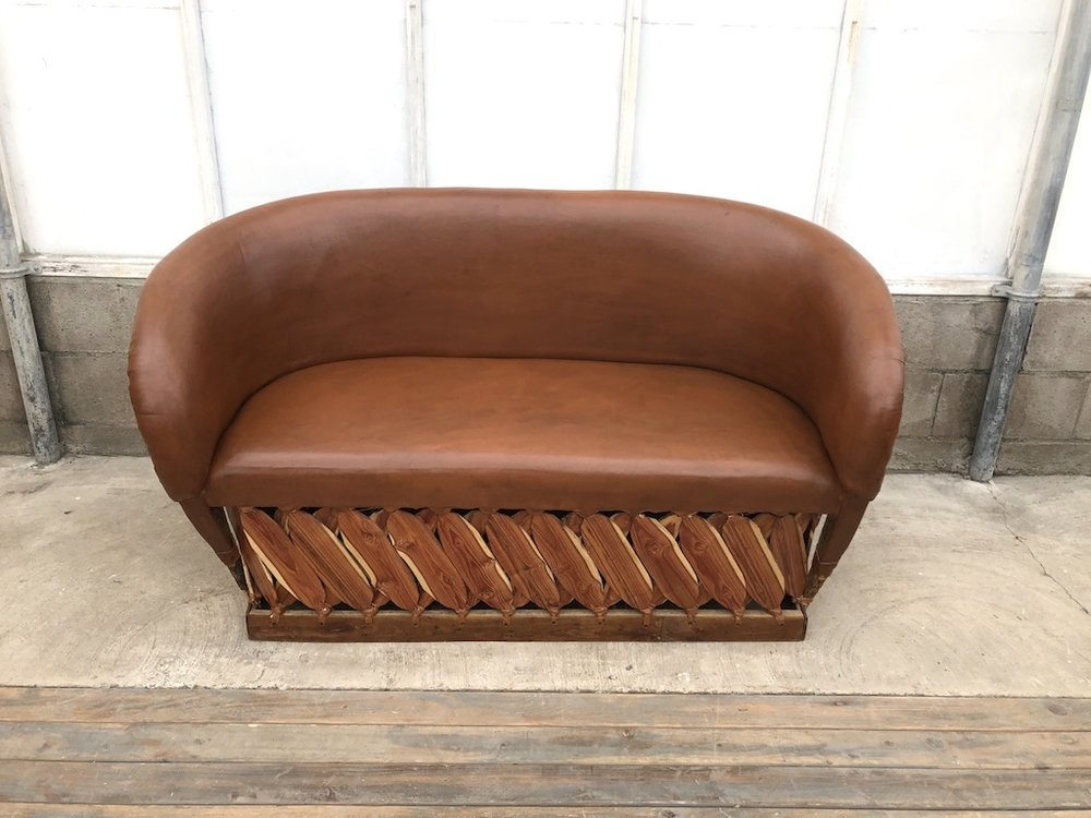 Md Tobacco Sofa-A