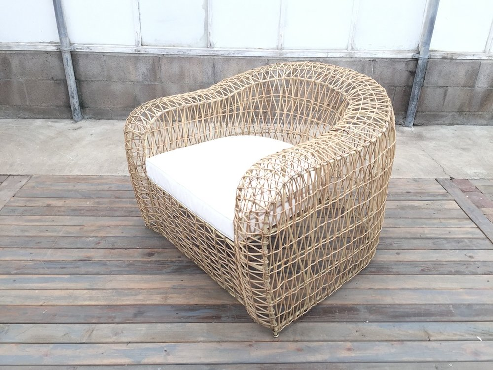 Netted Chair