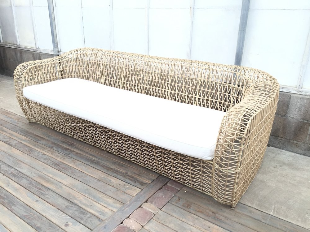Netted Sofa