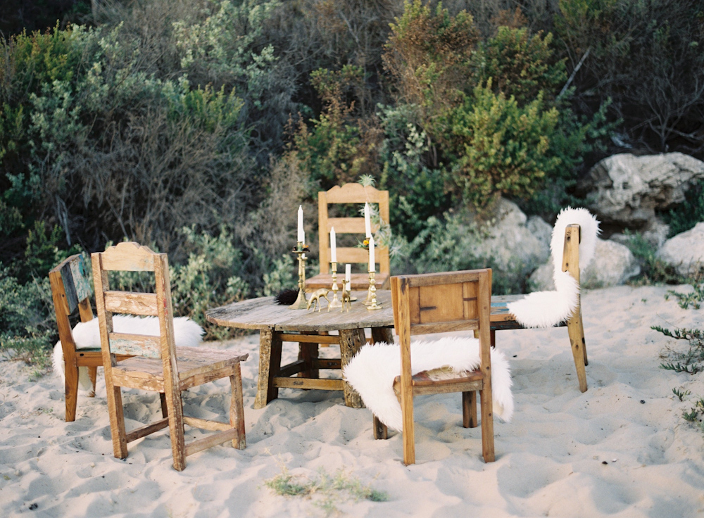 Weathered Marina Chairs