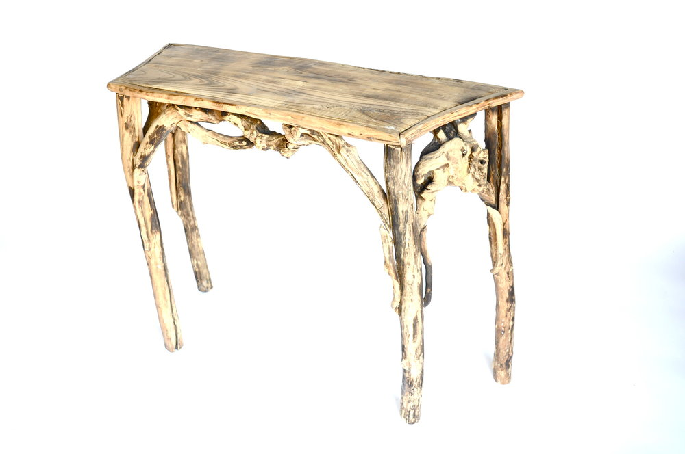 Organic Console Table
