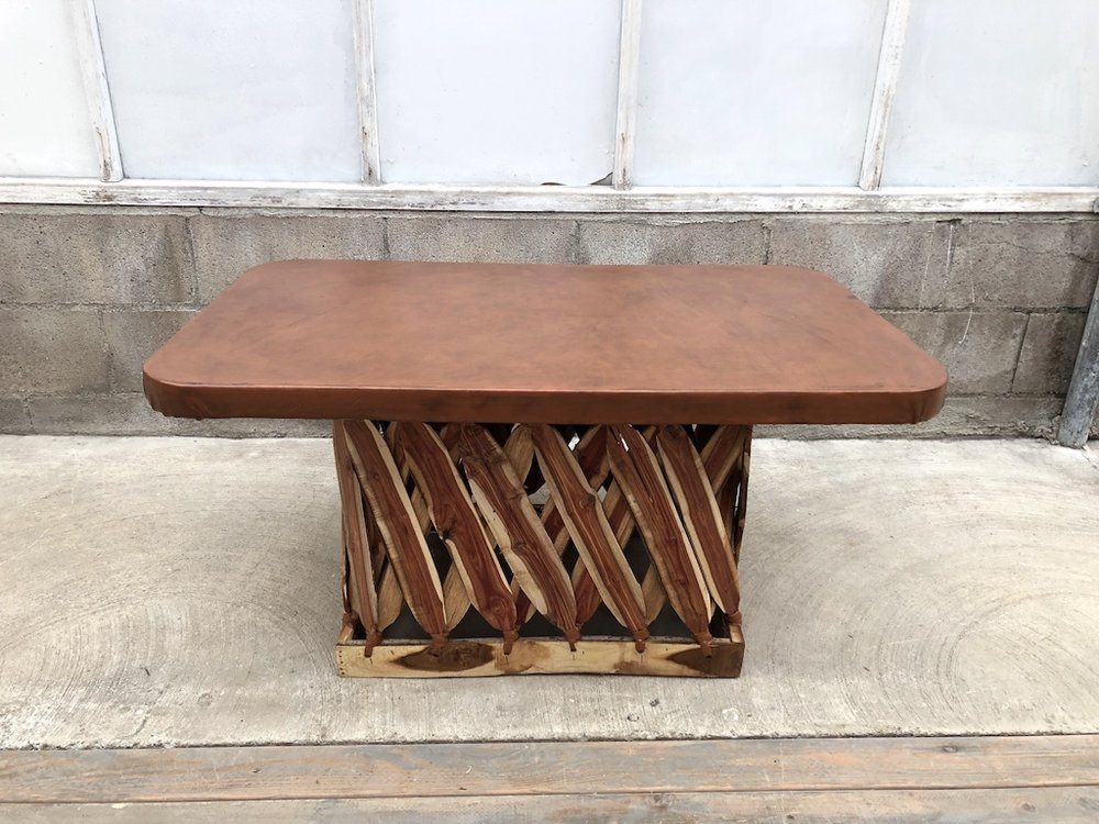Tobacco Coffee Table