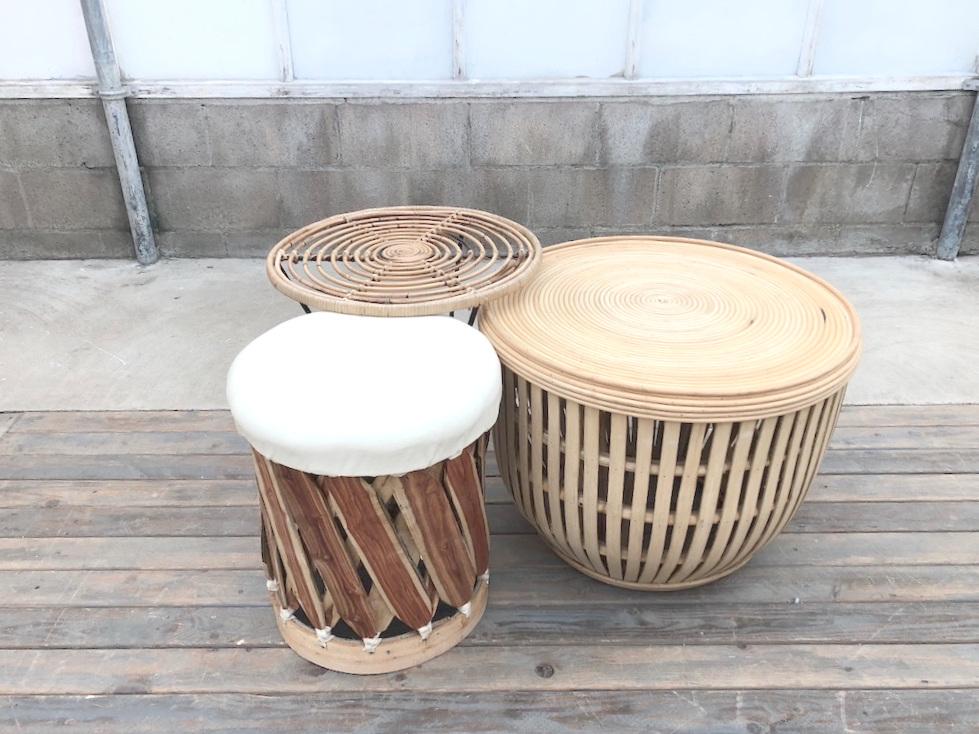 Ivory Table Trio