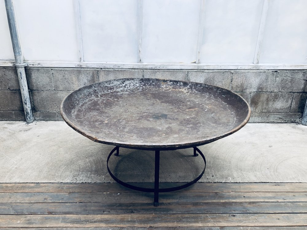 XL Rustic Tray Table