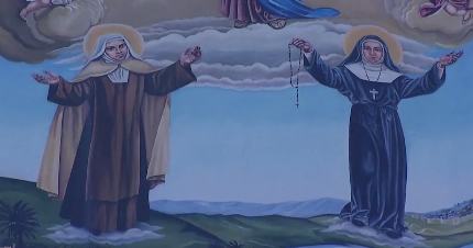 Saint Mariam Bawardi and Saint Mary al Fancine DeNile Ghattas