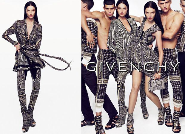 Givenchy campaign