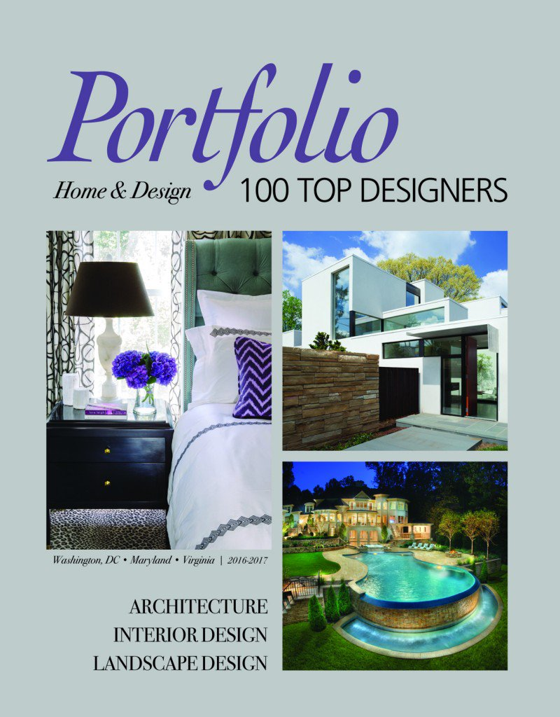 Home & Design 2016-2017 Portfolio; 100 Top Designers; Page 114-115