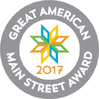 2017 winner of a national award for revitalization.