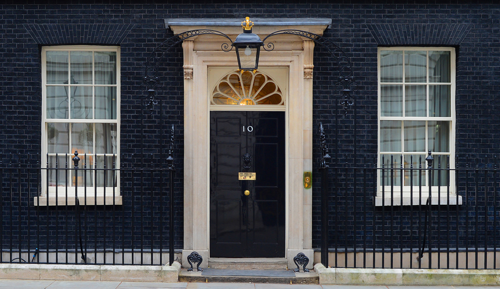 10 Downing Street | Source: Wikipedia