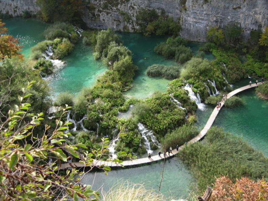 Plitvicé, Croatia