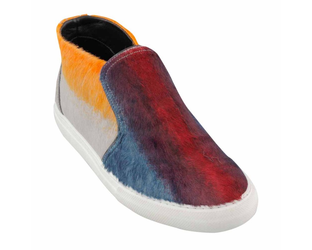 Pierre Hardy  Slip On Poulain Multicolore. Need I say more?