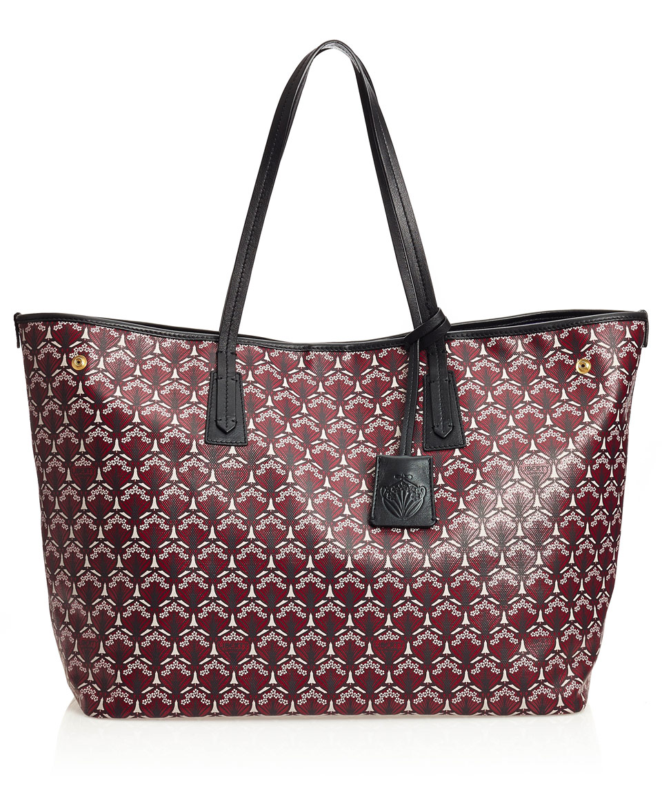 Liberty London Classic Print Tote. Great for travels and as a memento from London.