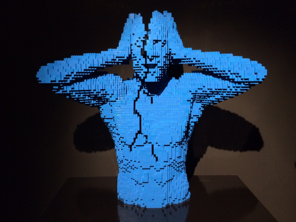 The Art of the Brick _ Broken