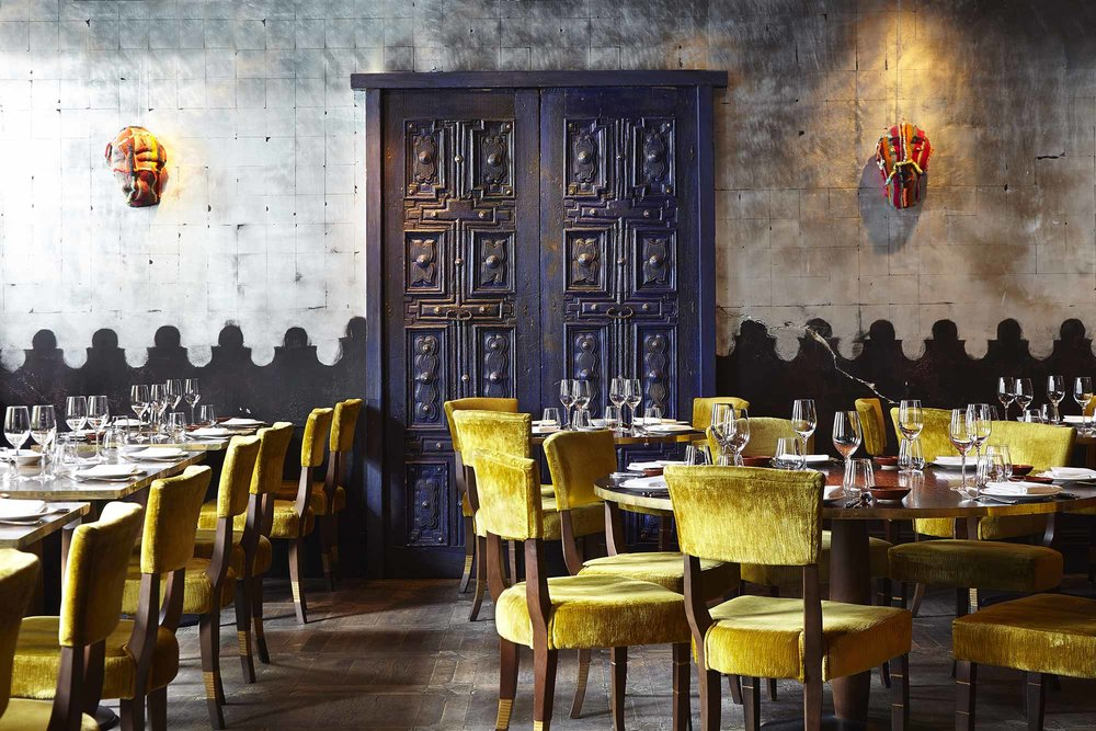 Coya. Photo courtesy of www.coyarestaurant.com