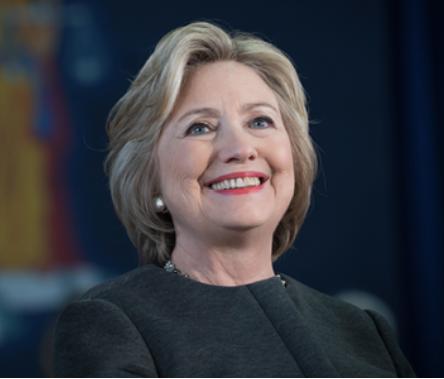 Hillary Clinton    @HillaryClinton   Former U.S. Secretary of State and U.S. Senator from New York