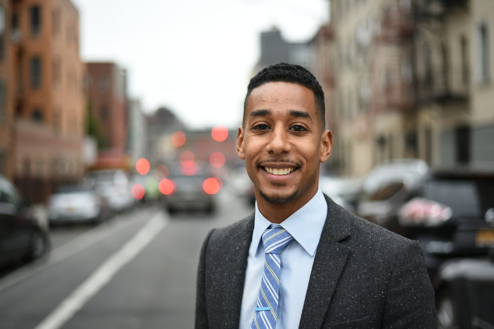 Antonio Reynoso   @   CMReynoso34   Council Member, NYC Council District 34