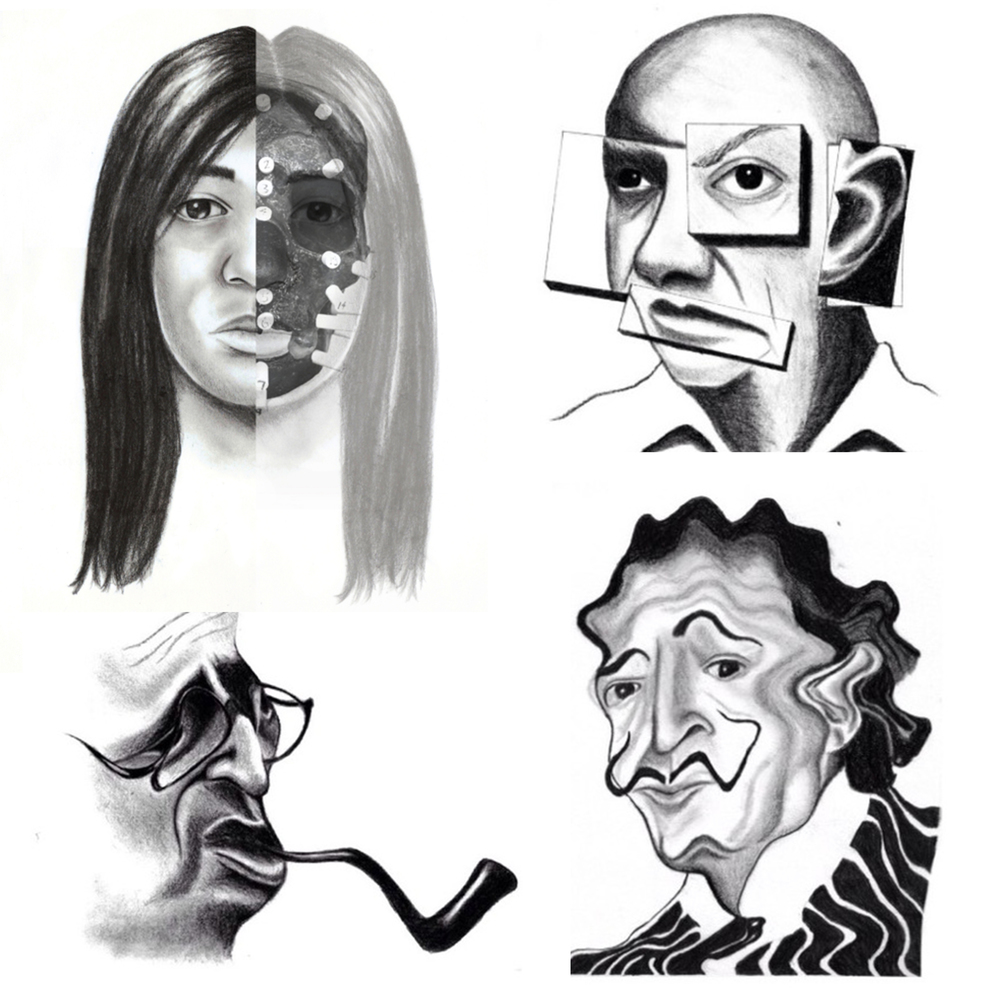 NOW AVAILABLE!   Limited Edition Prints: La Brea Woman, Salvador Dali, Pablo Picasso and Jean-Paul Sartre. Signed and numbered.