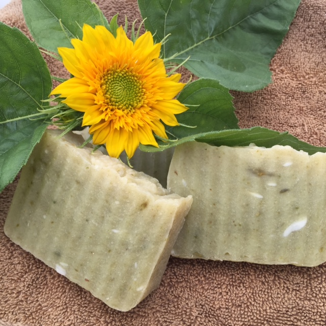 Goats' Milk Soap
