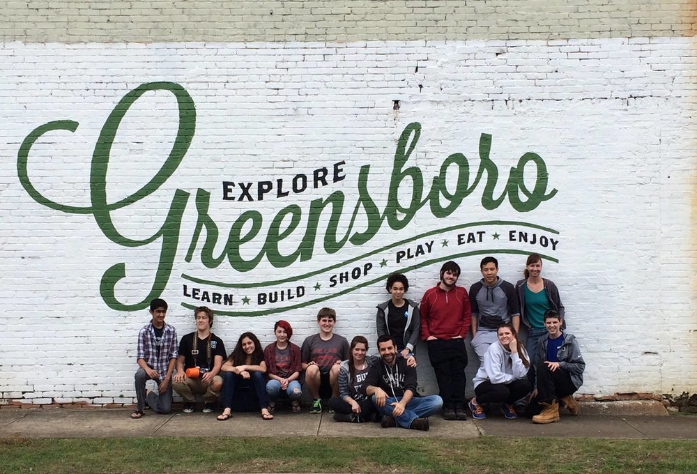 Build-vention 2016: $13000 raised and donated to Hero Housing in Greensboro AL. Then we, as a school, traveled and renovated the down town to bring people and business back into the impoverished area.