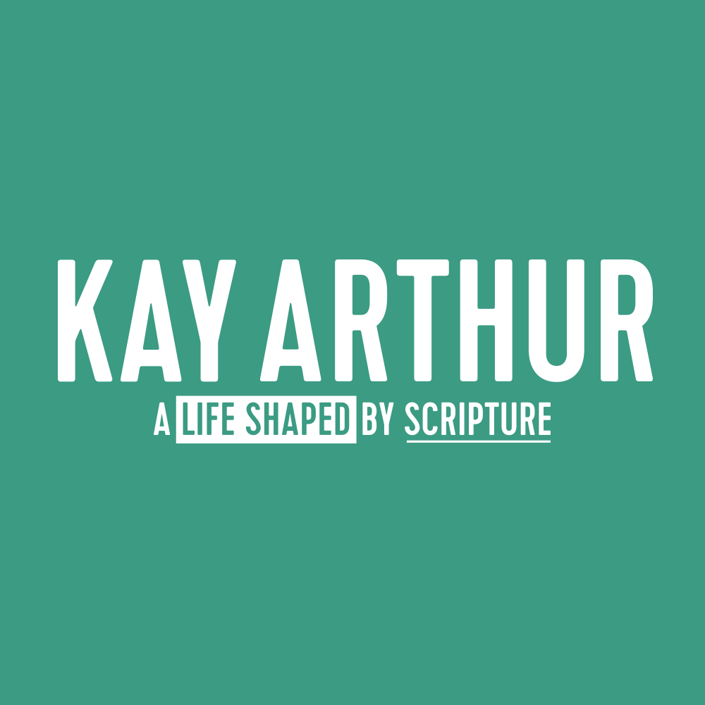 Julyaug 2015 Kay Arthur Bible Study Magazine