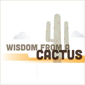 Wisdom from a Cactus — Bible Study Magazine