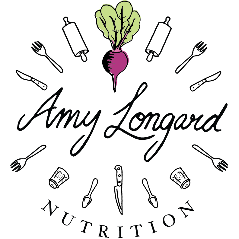 Amy Longard Nutrition  |  Holistic Nutrition, Lifestyle & Wellness Consulting