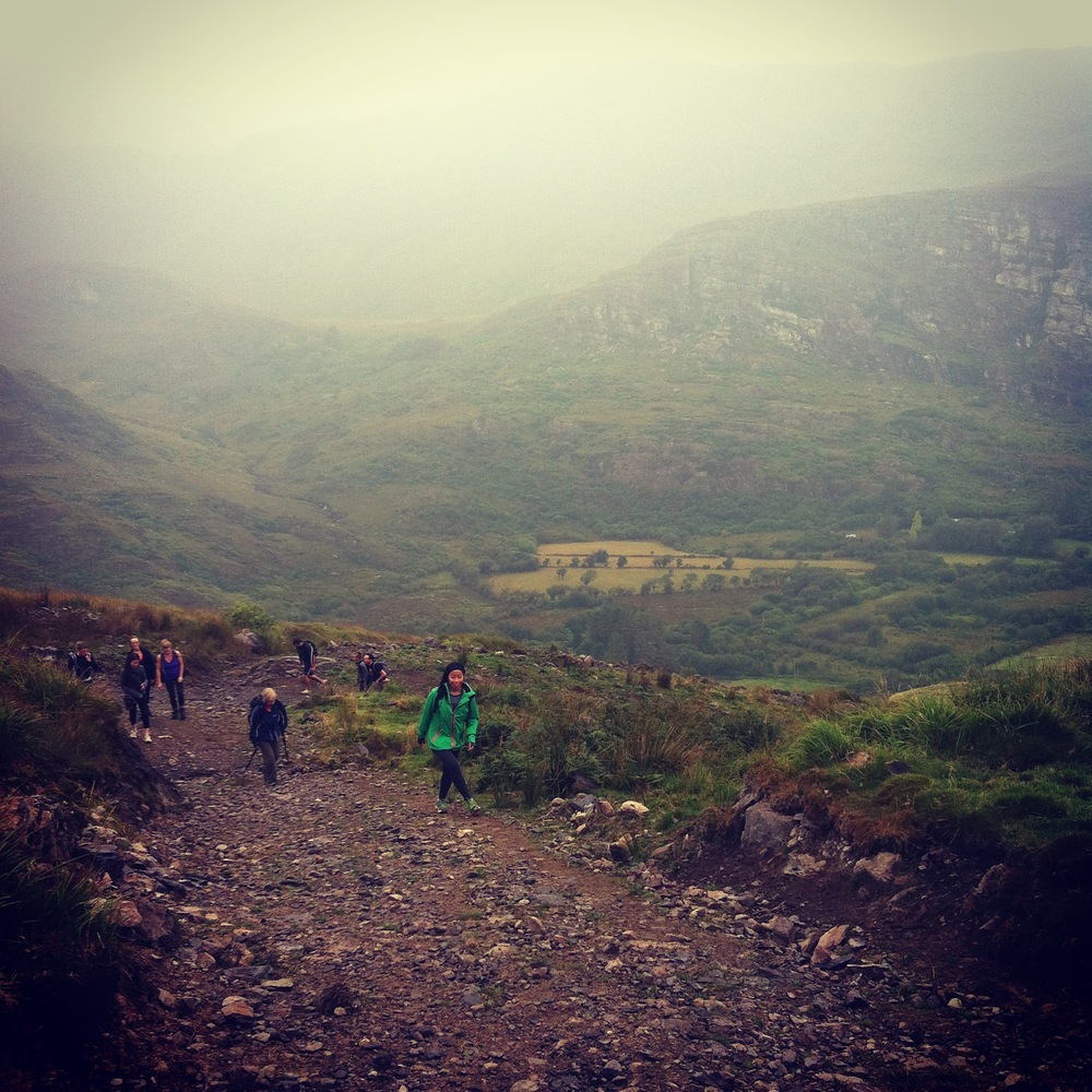 Hiking in West Cork