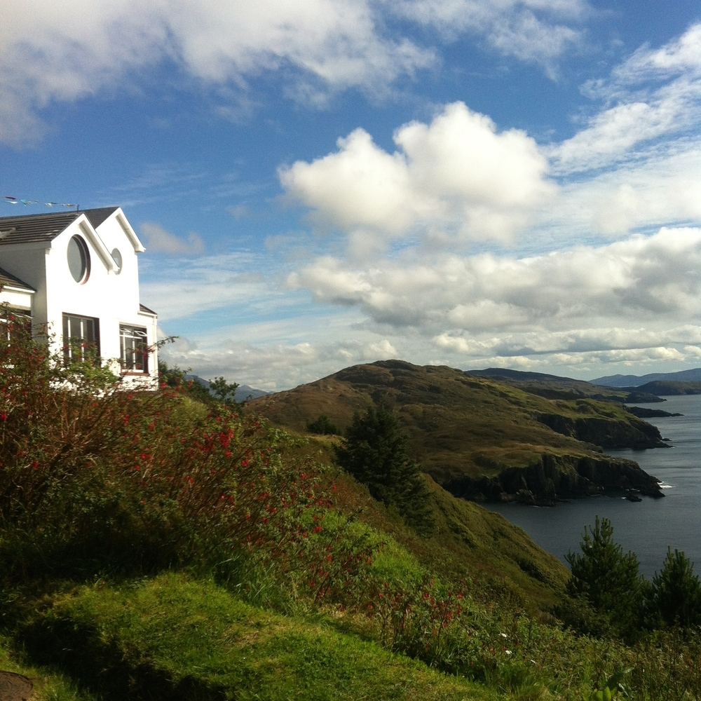 Dzogchen Beara With Stunning Views Of The Irish Coast
