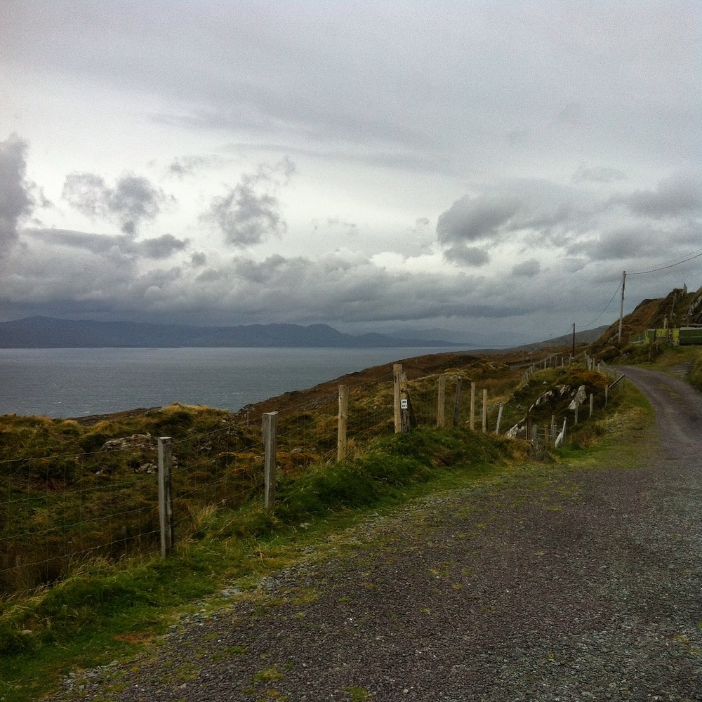 The Road To Sheep's Head Way