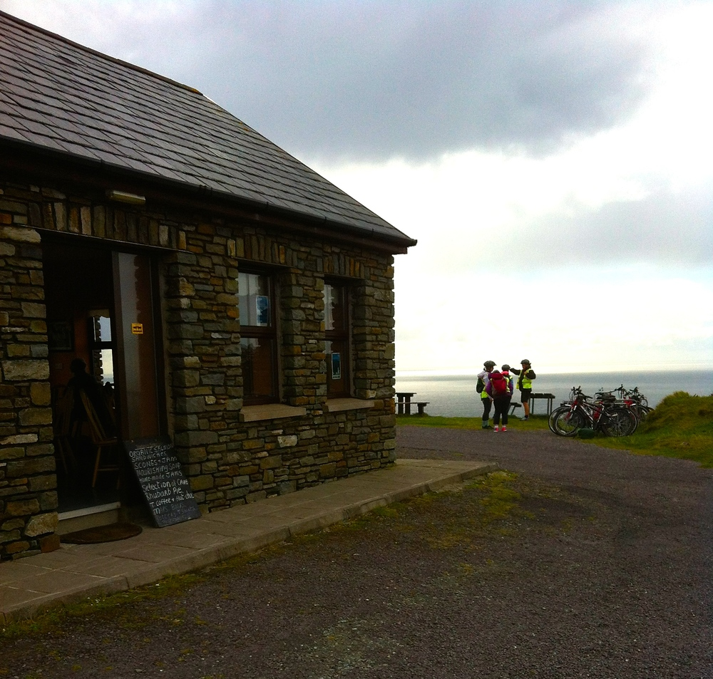 The Cafe At Sheep's Head Way