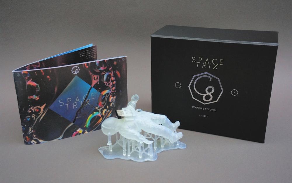 SPACE TRIX VOLUME 1 BOX SET