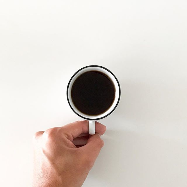 That first Monday sip. ⚡️🤜🏼 #palmarcoffee