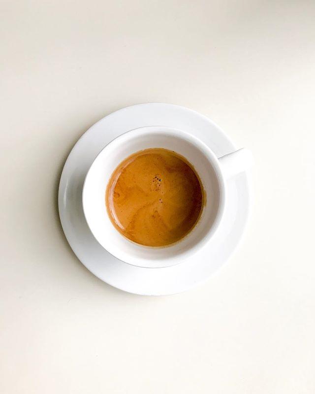 Midweek jolt. #palmarcoffee ⚡️