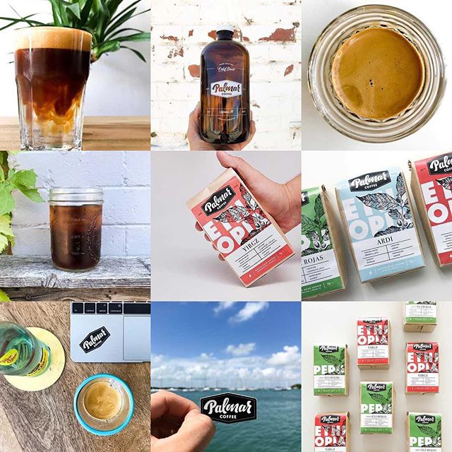 What a year it has been! Thank you for making 2017 a memorable one.⚡️🍾 #palmarcoffee