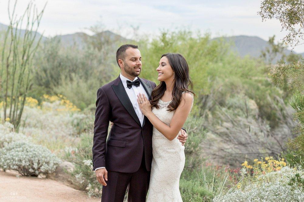 Sheyan + Shelbi - Scottsdale, Arizona Wedding