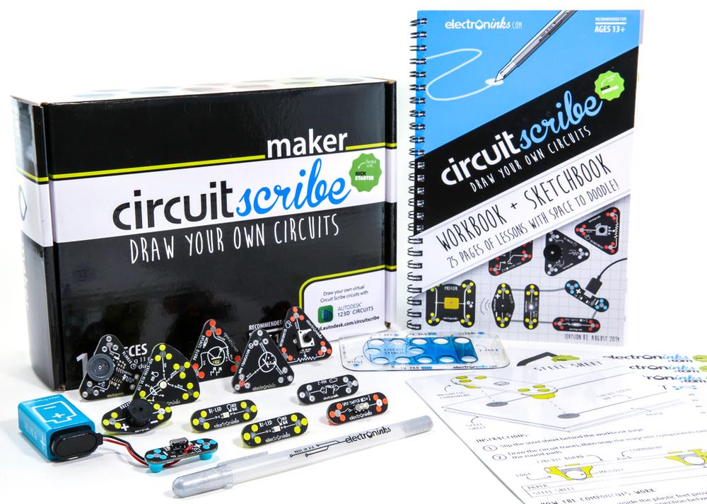 Circuit Scribe Maker Kit $79.99