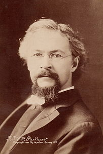Charles Henry Parkhurst