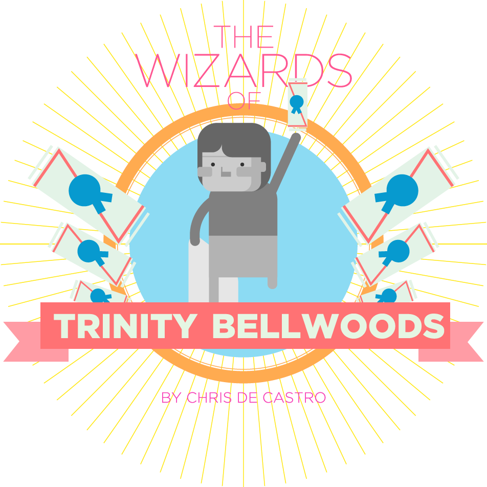 The Wizards of Trinity Bellwoods