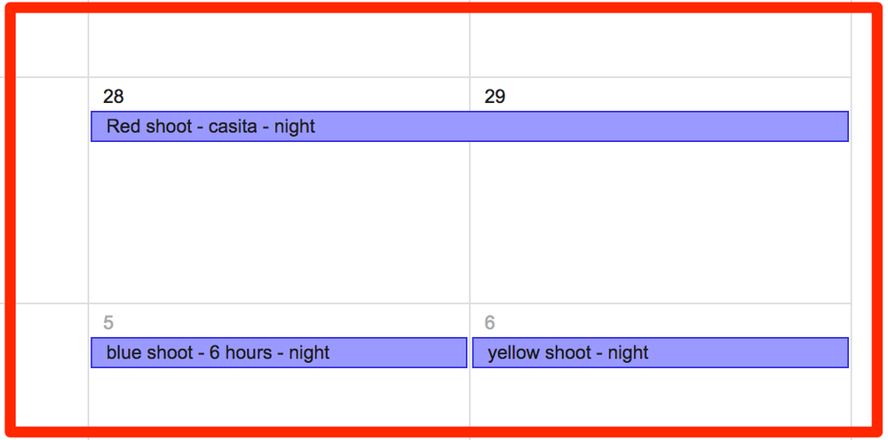 Video-Production-calendar-dates