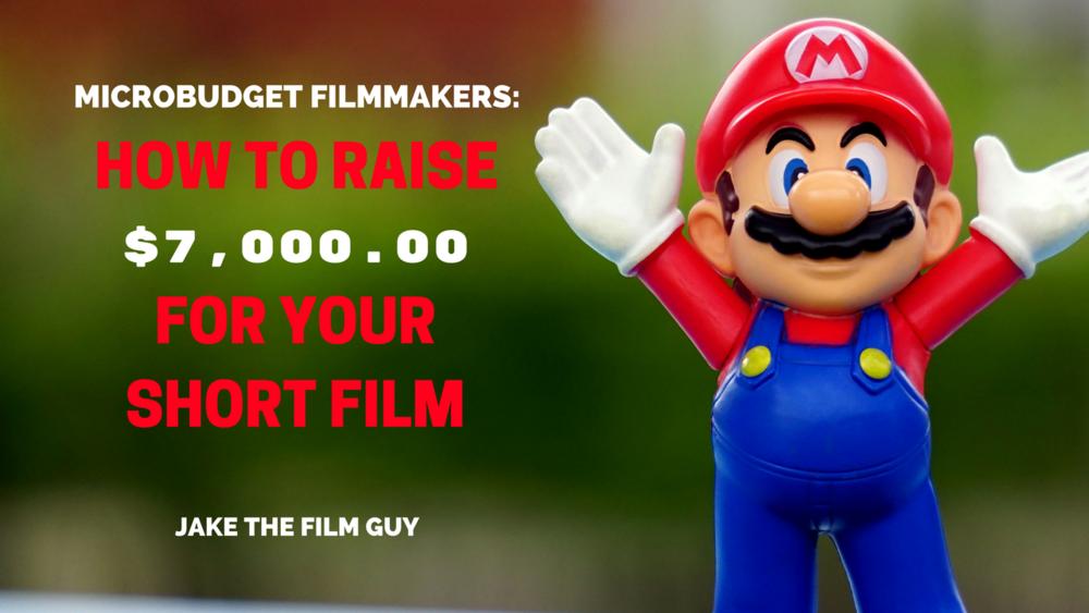 Microbudget-Film-raise-7000