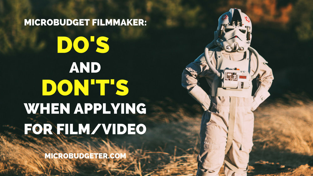 Microbudget-Film-dos-and-do-nots